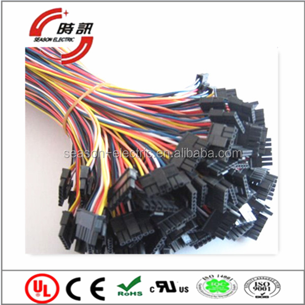 cars electrical connectors and cables male female wiring harness rh alibaba com