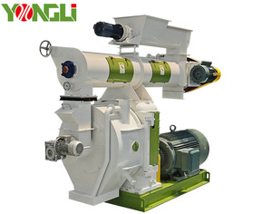 YONGLI Pellet Making Machine Price/Complete Wood Pellet Production Line Price/Biomass Pellet Machine Price