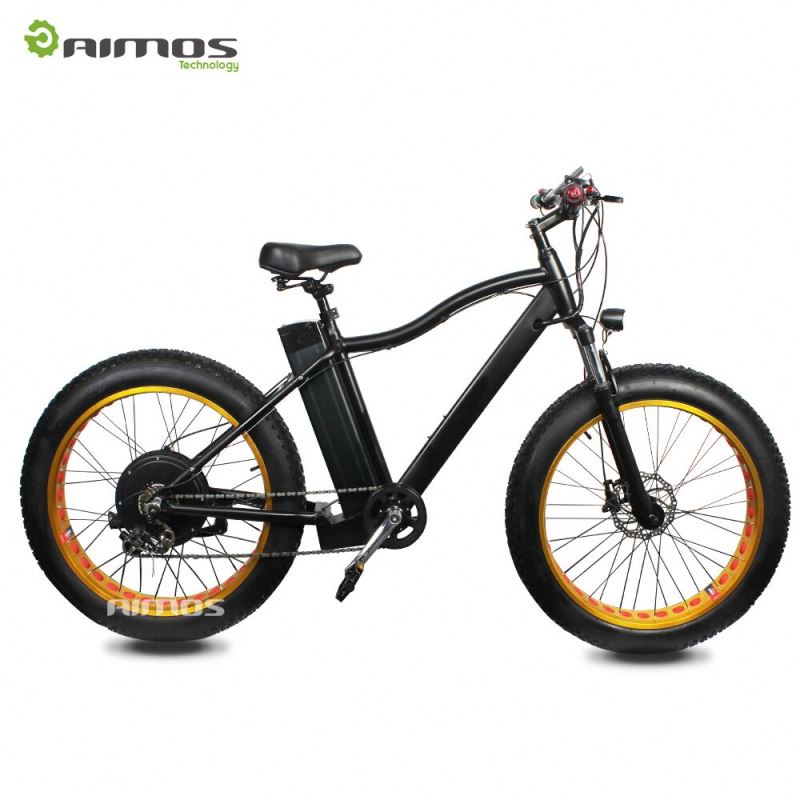MOTORLIFE CE foldable ebike 48 volt lithium ion battery bafang 8fun hub motor mountain city fat tire electric bike