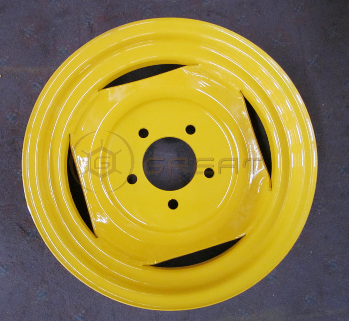 Tractor Wheel Rims : Farm tractor wheel rim inch buy