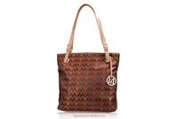 2014 China wholesale jacquard design practical tote handbags