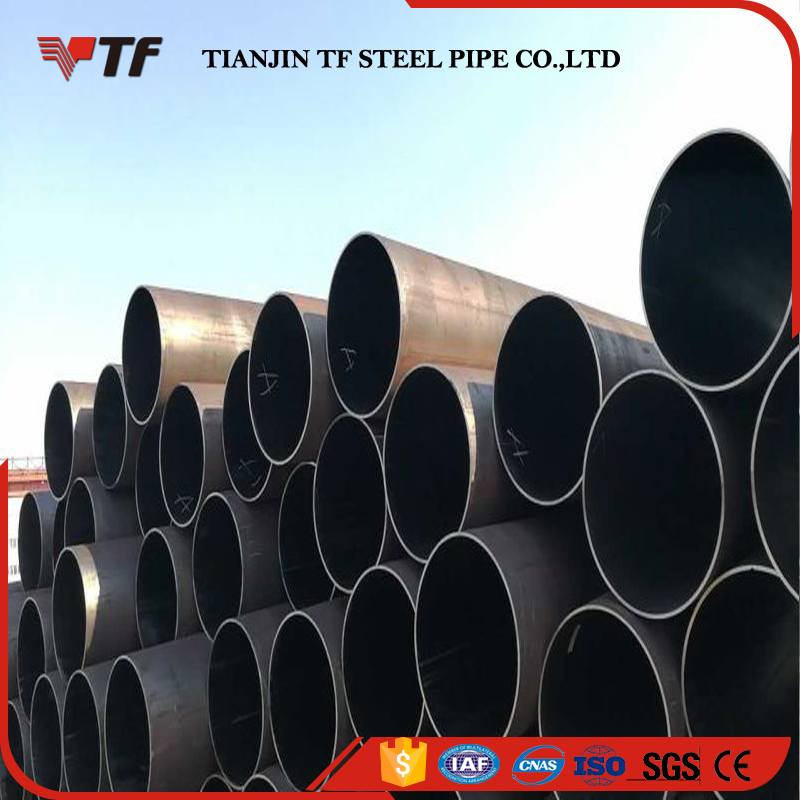 Alibaba express china black welded special shape steel tube