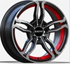 Star alloy wheel rims from China in 16-20inch
