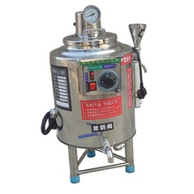 मिनी <span class=keywords><strong>दूध</strong></span> pasteurizer मशीन 5L pasteurizer मशीन रस के साथ फैक्टरी