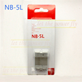 New NB 5L 5LH Li ion Digital Camera Battery For Canon IXUS 90 990IS SX200 SX210IS