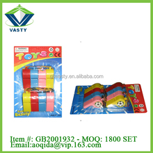 Plastic whistle football whistle fans cheering whistle toy