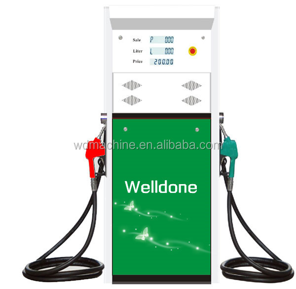 Gas Station Fuel Dispenser/petrol Filling Machine/ Diesel Fuel ...