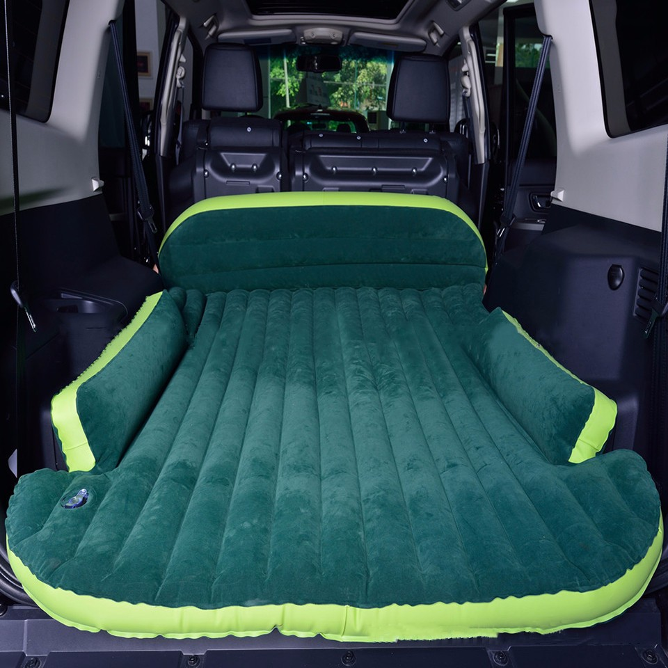 gonflable de voiture si ge arri re air matelas gonflable banquette arri re de voiture lit air. Black Bedroom Furniture Sets. Home Design Ideas