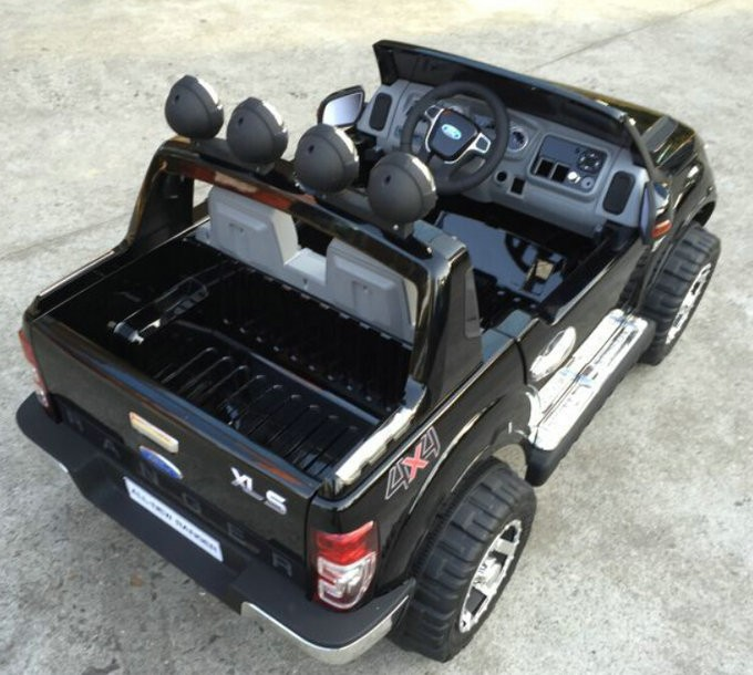 12v licensed ford ranger ride on electric battery powered jeep 4x4 car kids