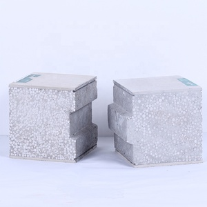 new type fast building eps concrete composite panel block