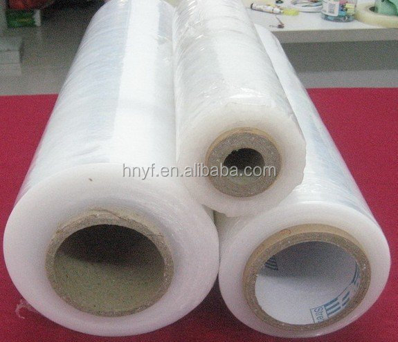 Lldpe Verpackung Stretch Film Pallet Wrapping film