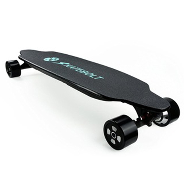 Dual Hub Motor Remote Control Wheels Electric Skateboard