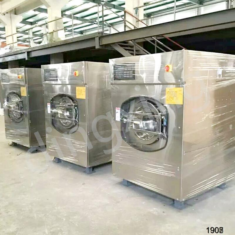 New Wholesale top rated washer and dryer clothes, gloves,T-shirts, pants, garment, fabric, linen with CE