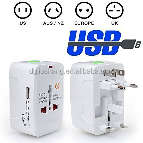 China Factory Wholesale price 2USB ports universal power <strong>adapter</strong> for smart phone portable charger