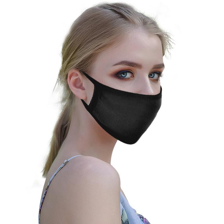 Wholesale Anti Cold black cotton reusable dust face mask - KingCare   KingCare.net