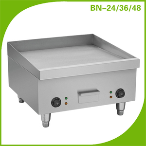 New design electric teppanyaki griddle BN-48 (CE Approval )