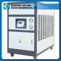 CE R407c air cooling plastic industrial water chillers