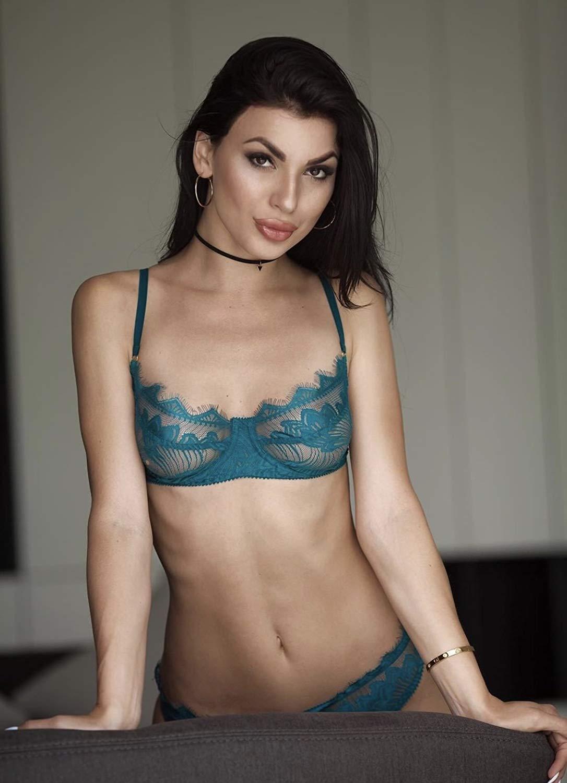 bd0f034e62 Get Quotations · Aquamarine bra - turquoise bra