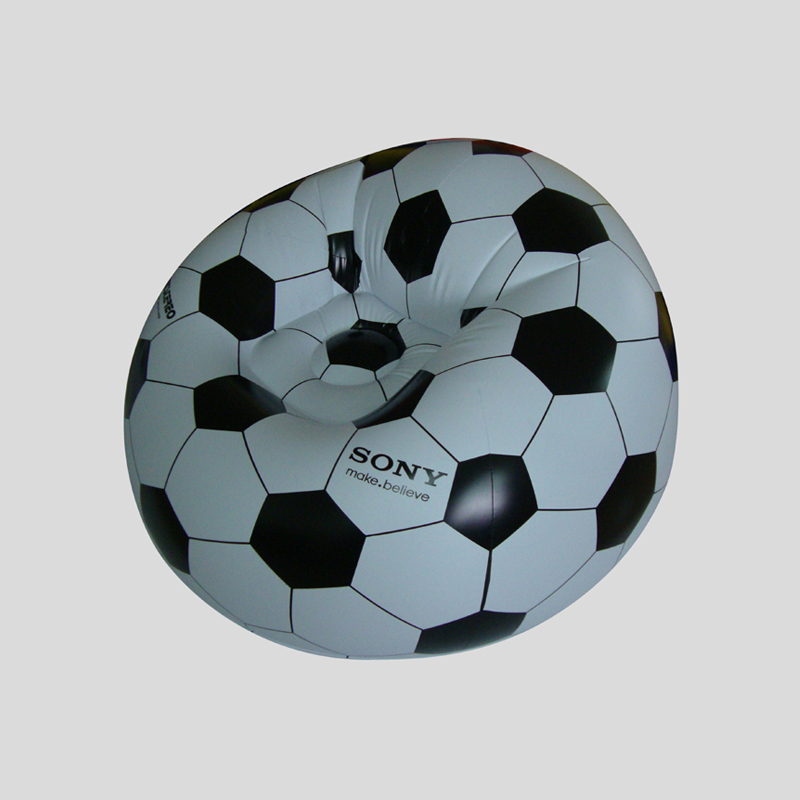 Plastic Inflatable Soccer Ball Chair   Buy Soccer Ball Chair,Inflatable Soccer  Chair Product On Alibaba.com