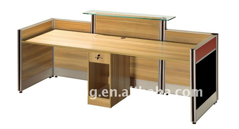 Modern Laminated Wooden Office Reception Counter Table   Buy Office  Reception Table Design,Reception Counter Table Design,Reception Table  Design Product On ...