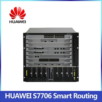 Huawei S7706 Smart Routing Switch Supports Vlan Ipv6 Layer 2/3 - Buy Huawei  S7706,S7706,Smart Routing Switch Product on Alibaba com