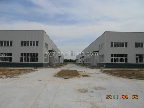 prefabricated qualified premade steel structure workshop