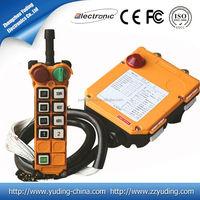 Crane Parts/crane accessories radio remote control industrial, electric hoist wireless remote control easy operation