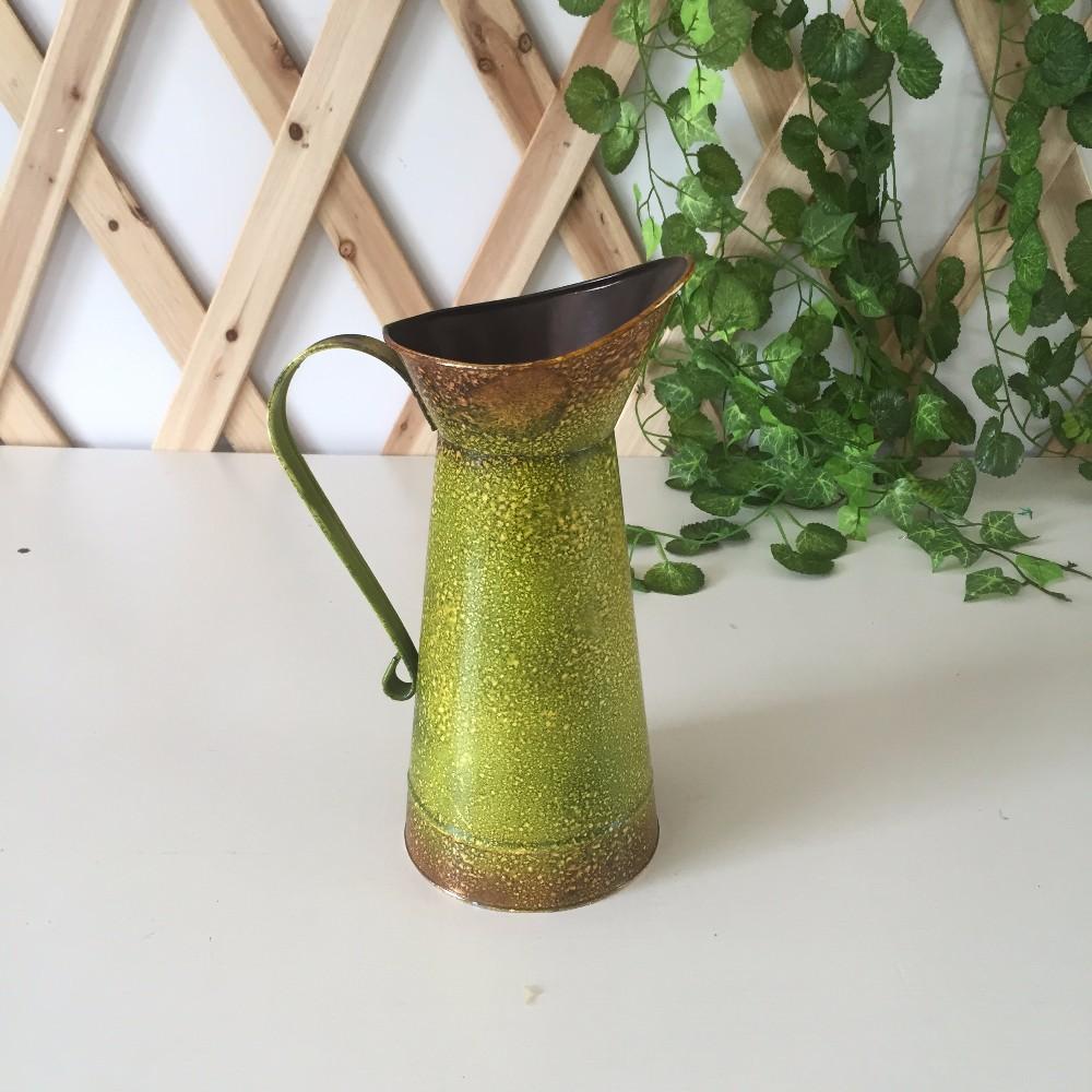Flower Tub Flower Pots Planters Home Decoration Metal Pots