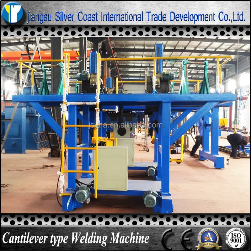 Cheap Chinese H beam Cantilever type Electro slag Welding Machine