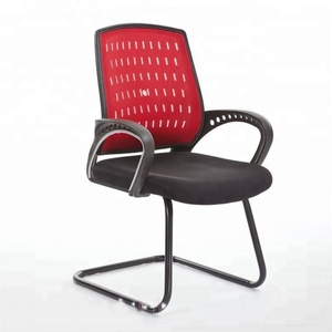 C01D# Beautiful task mesh meeting chair, meeting desk chair, guest sliding chairs