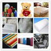 Regenerated Polyester Staple Fiber 7 D x 32 mm Hollow Conjugated Siliconized