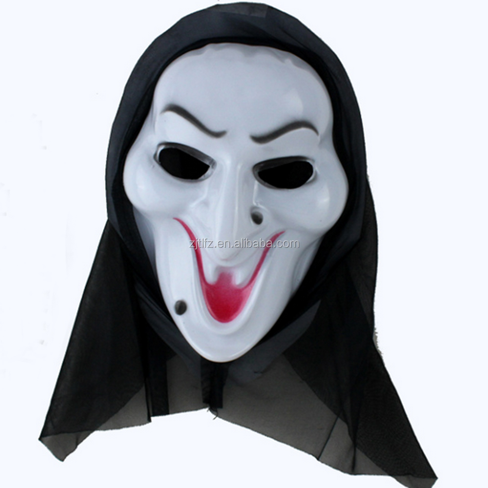 halloween cheap plastic horror scary mask buy halloween cheap