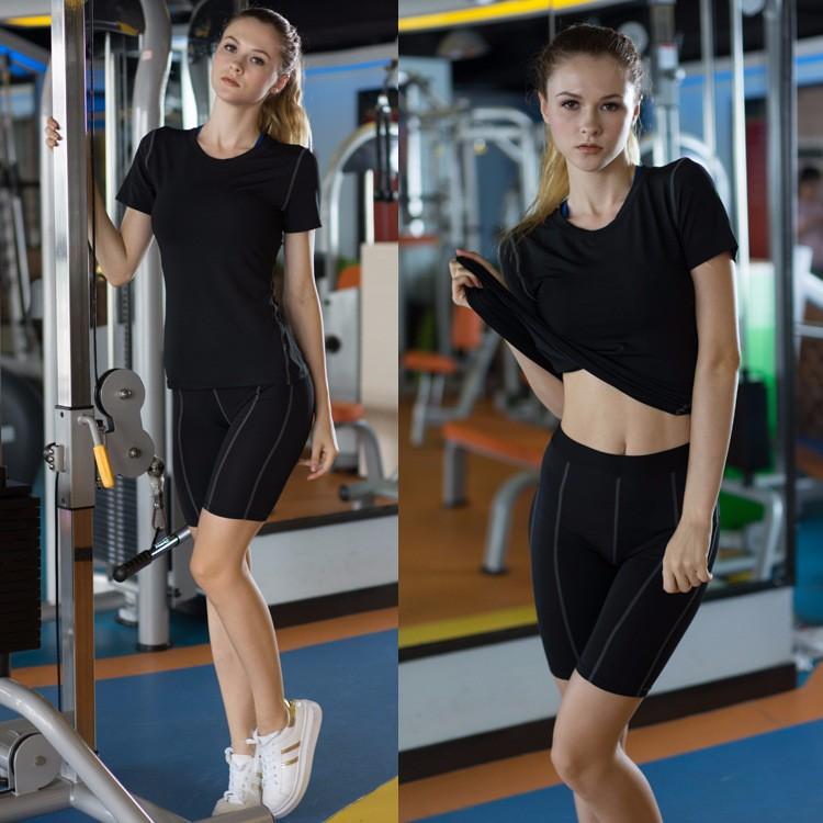 Exercise Women Sport Wear