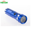 14 led flashlight uv mini OEM Laser logo torch light