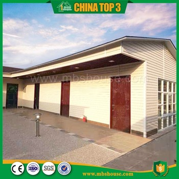 Insulated Panel Building Modern Design Small Style Prefab Japanese ...