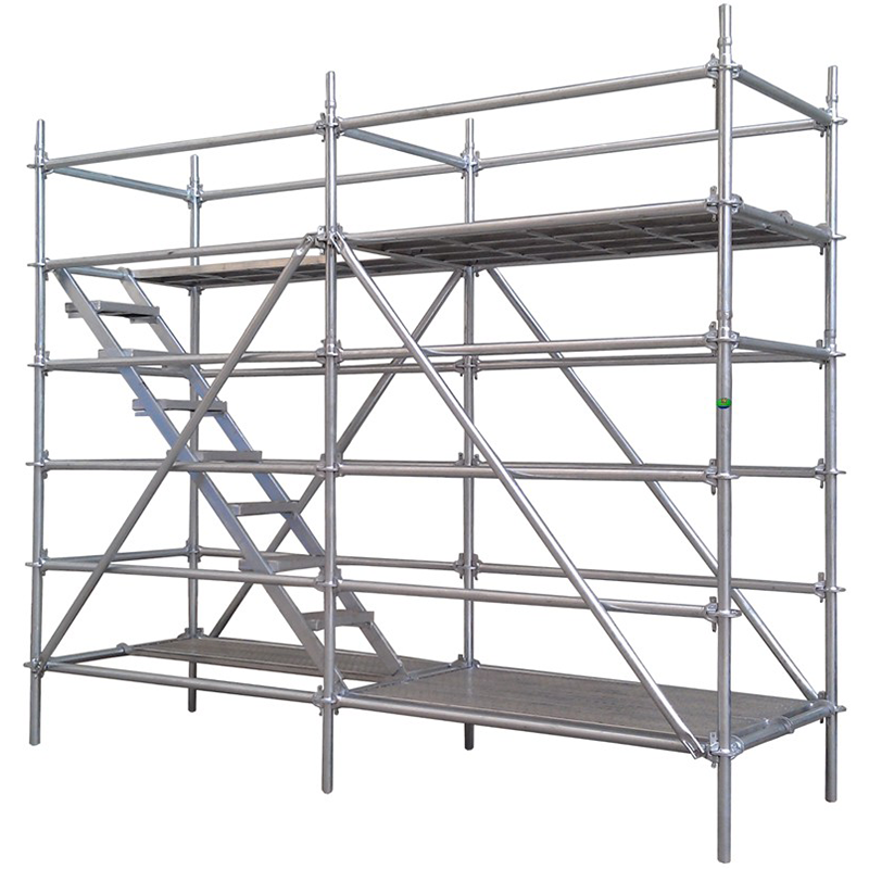 portable aluminum scaffolding tower/aluminum scaffolding for sound and light