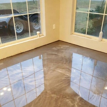 Metallic Epoxy Floor Kits