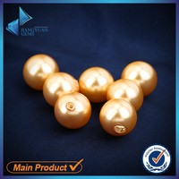 Cultured Pearls Price of Yellow Golden Pearl