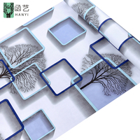 Top selling self adhesive contact paper 3d wall paper mural