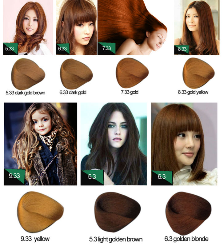 Best Selling Products Permanent Hair Color Brands Good Quality ...