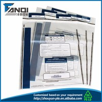 Manila paper stationary/Securing material paper file folder