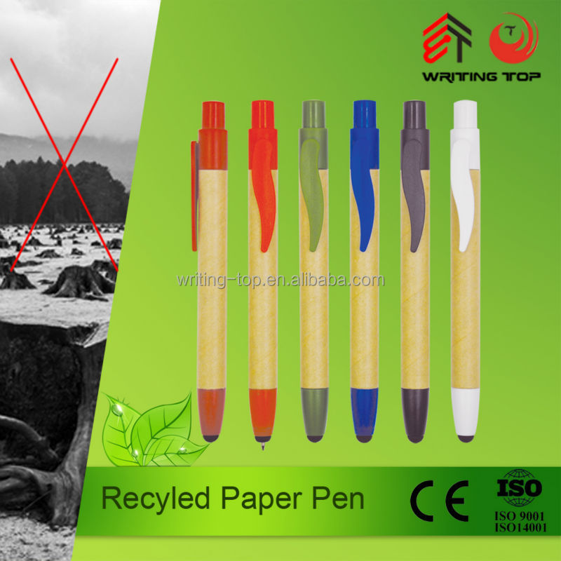 2016 ecology stylus biodegradable