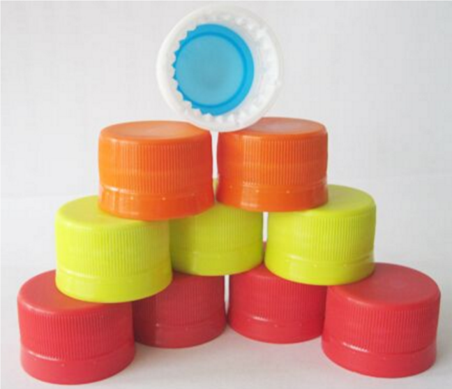 2 Parts PCO 28mm Plastic Bottle CSD Soda Cap With Liner