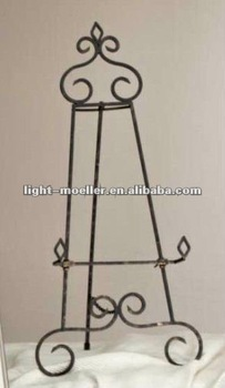 Superieur Wrought Iron Tabletop Easel   Buy Tabletop Metal Easels,Cheap  Easel,Tabletop Metal Easels Product On Alibaba.com