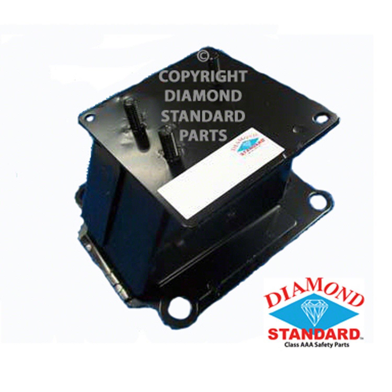 Crash Parts Plus Front Bumper Bracket for 2004-2009 Nissan Quest NI1066128
