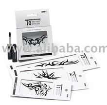 Temporary tattoo Starter KIT, Henna, cosmetic