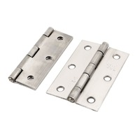Stainless steel butt cabinet hinges MS hinges for door