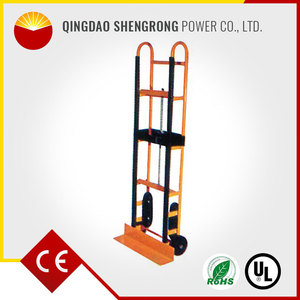 hand truck China Supplier airport hand pull trolley HT1101