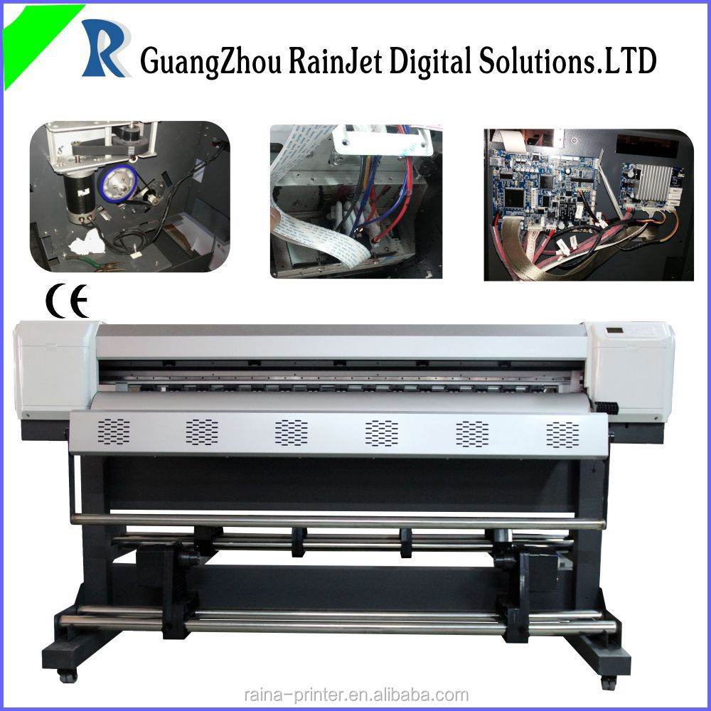 1 3 m format dx5 dx7 kepala roland eco solvent printer vinyl sticker printer harga