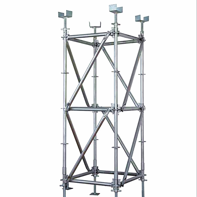 Tianjin TSX ring lock scaffold prices for building